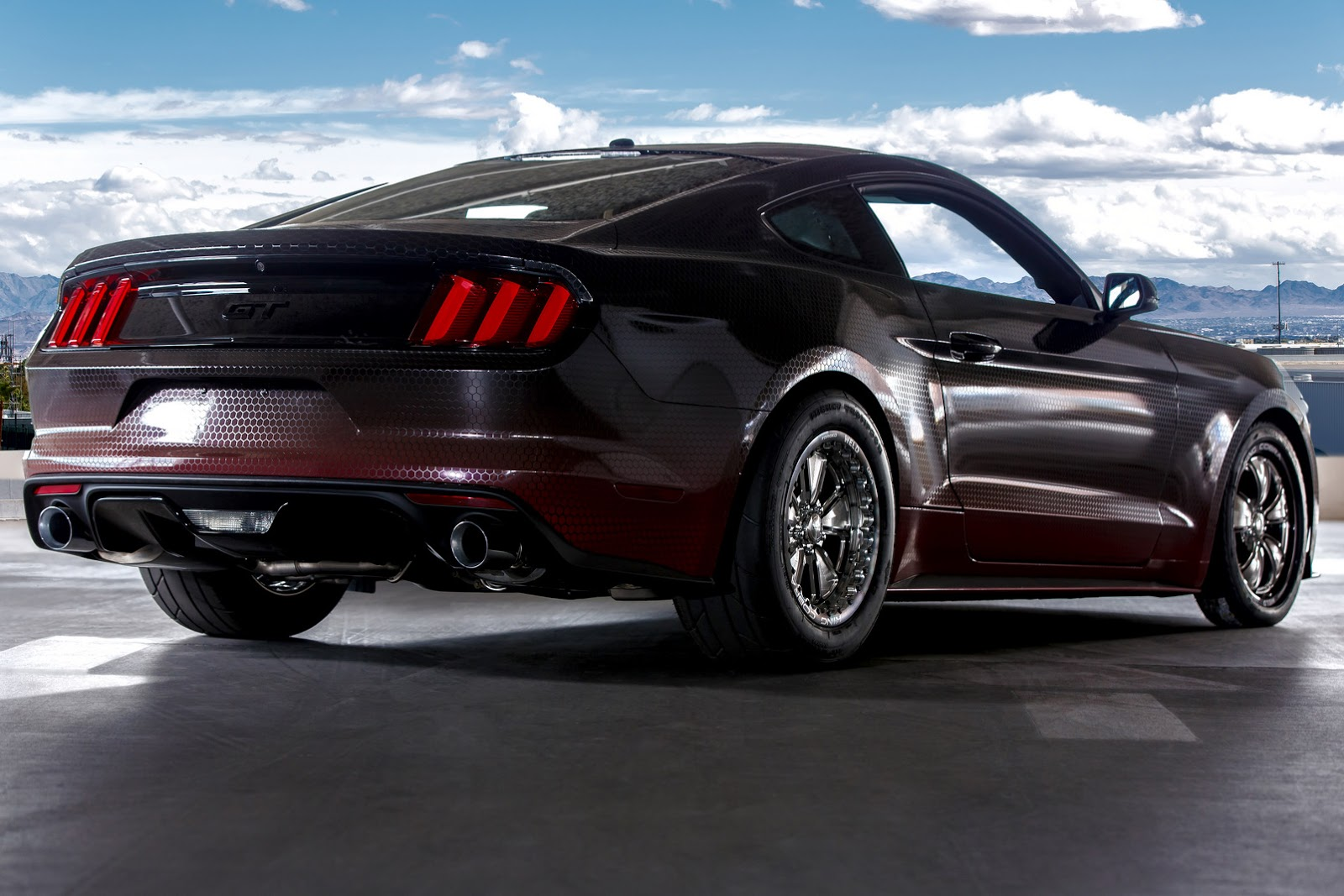 official 2015 ford mustang king cobra concept gtspirit. Black Bedroom Furniture Sets. Home Design Ideas
