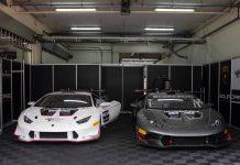 Lamborghini Huracan Super Trofeo Goes to Sepang