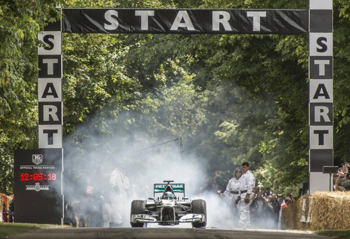 2015 Goodwood FoS Theme Revealed: 'Flat-out and Fearless'