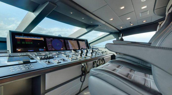 Mangusta 165E Superyacht by Overmarine Group