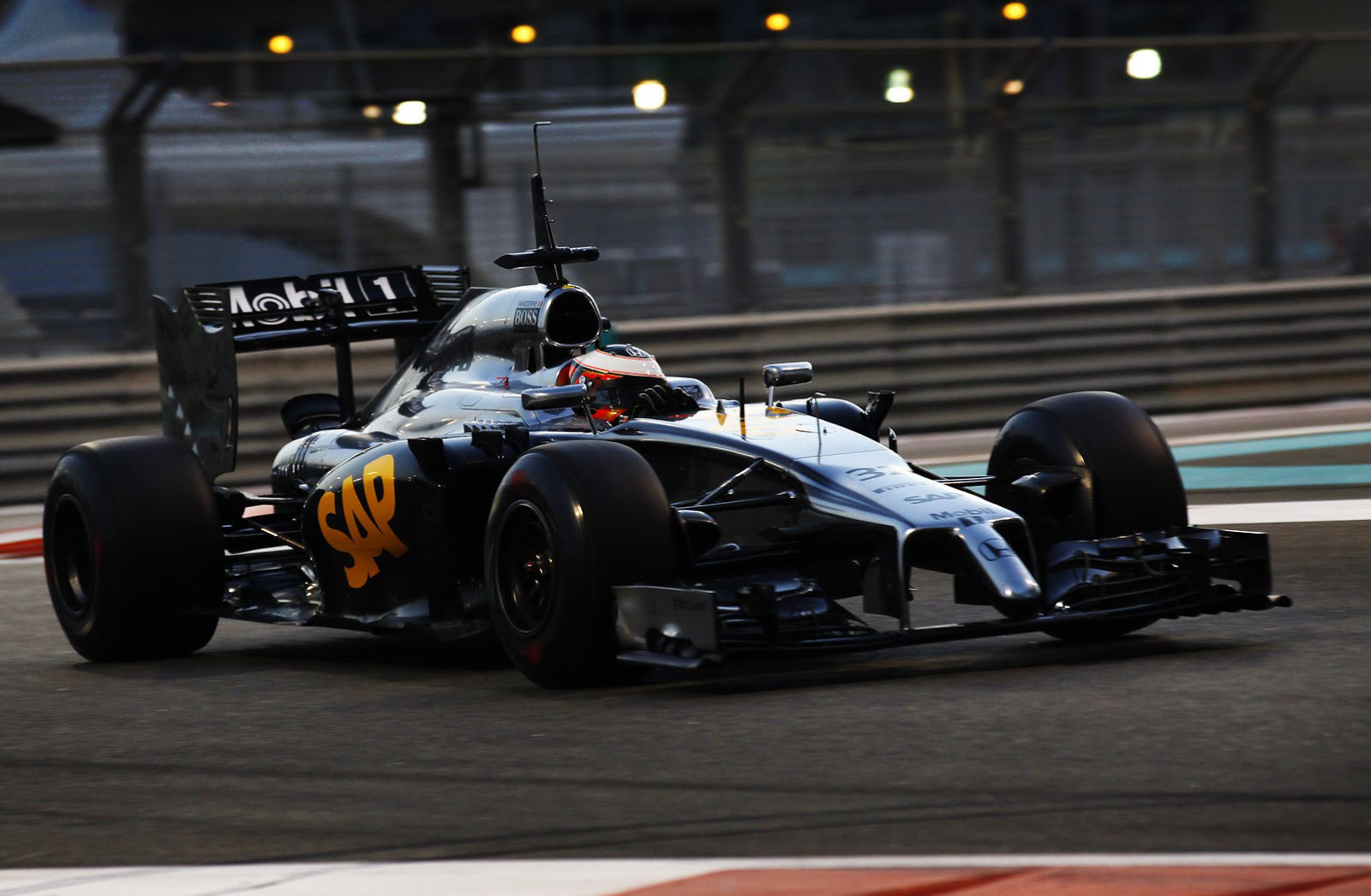 F1 2015 honda