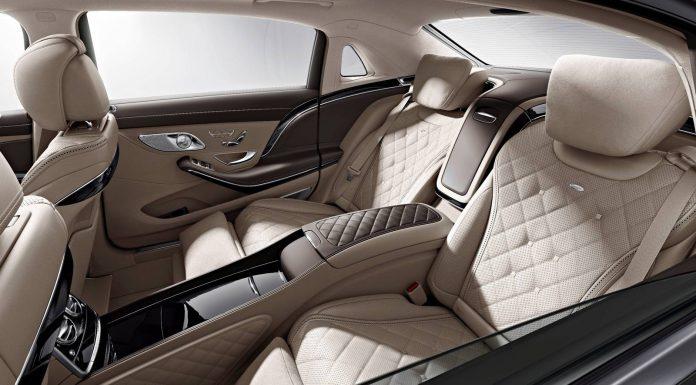 Mercedes-Maybach S 600 Interior