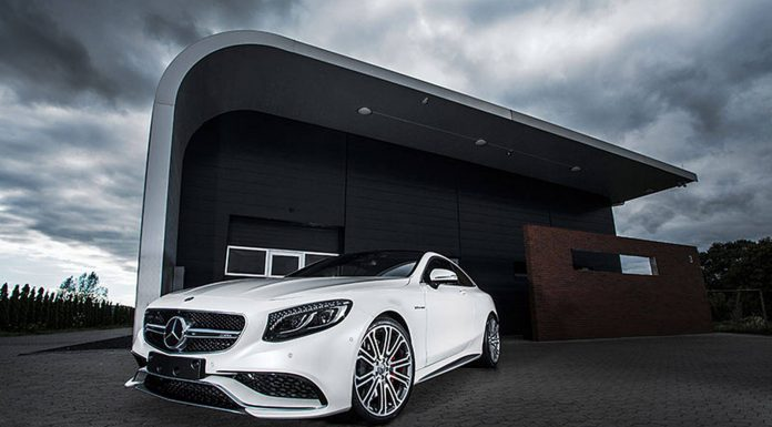 720hp Mercedes-Benz S63 AMG Coupe by IMS