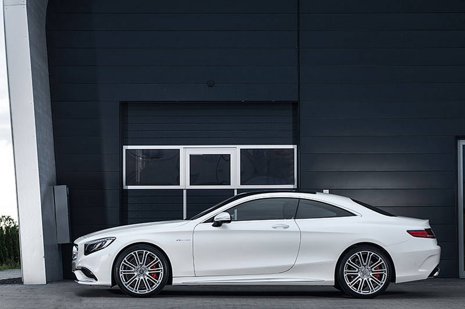 Official 720hp Mercedes Benz S63 Amg Coupe By Imsa Gtspirit