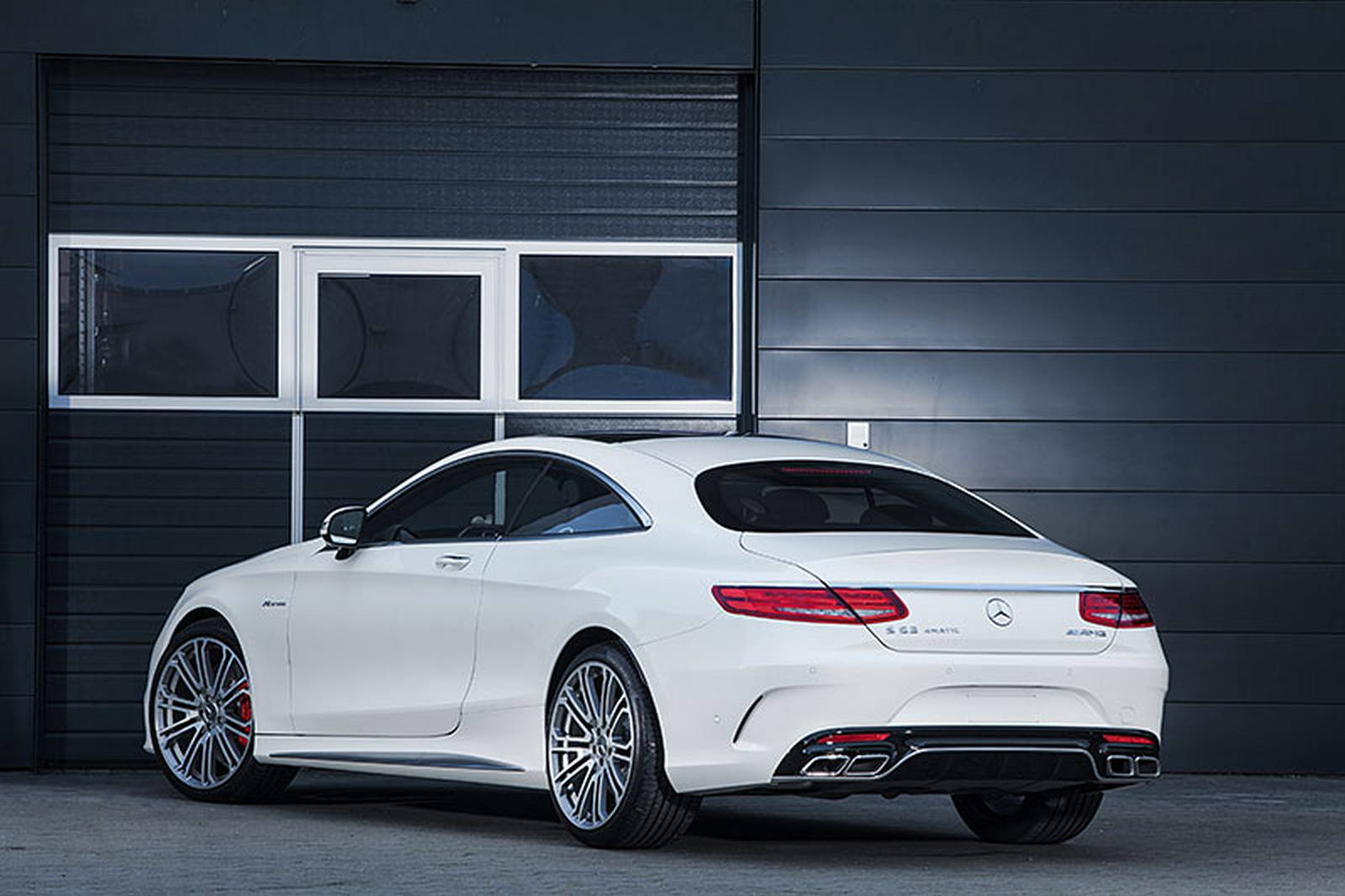 Official 720hp mercedes benz s63 amg coupe by imsa gtspirit for Mercedes benz s 63 amg
