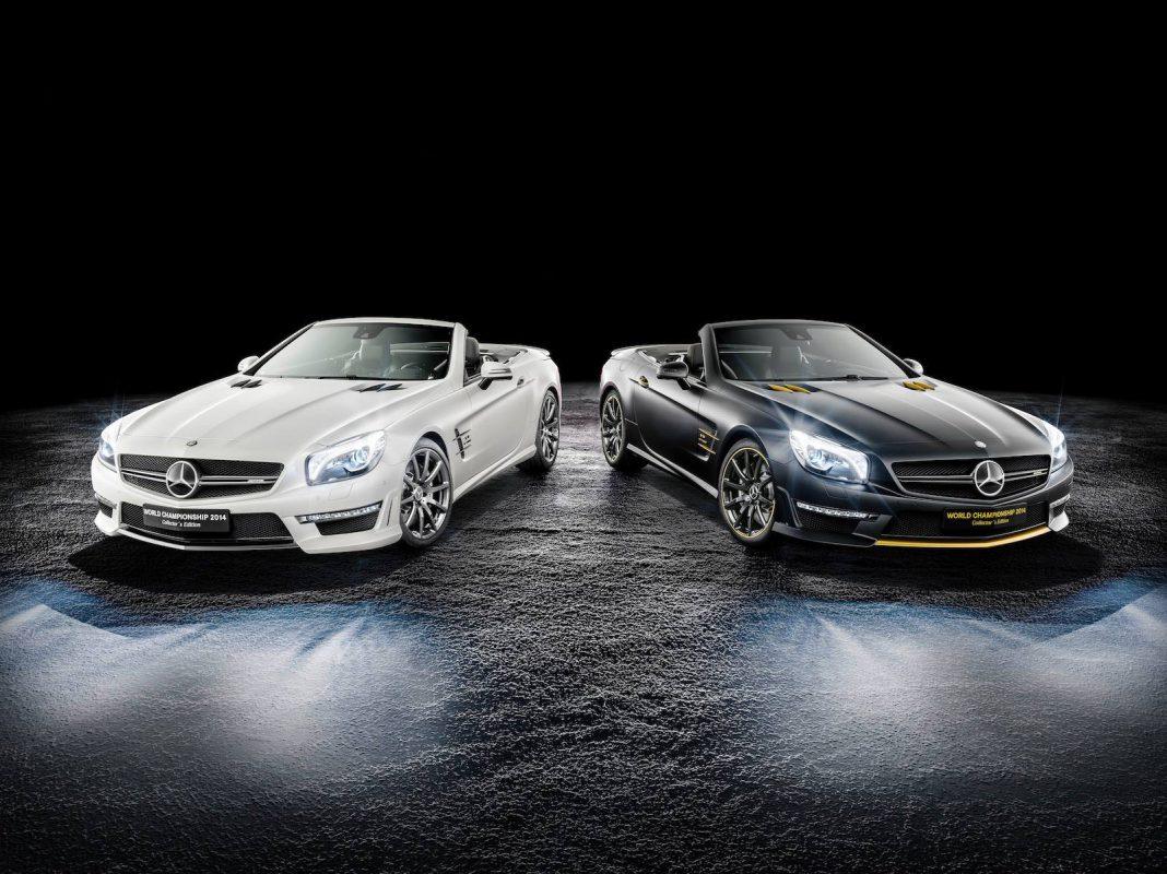 Mercedes-Benz SL 63 AMG World Championship 2014 Collectors Edition