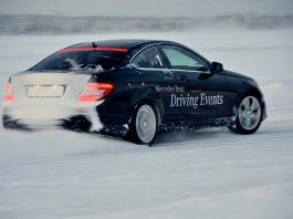 Mercedes-Benz Winter Driving Experience Kicks-off in Sweden