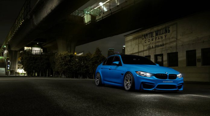 Official: BMW F80 M3 by Mode Carbon
