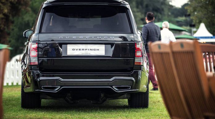 Overfinch Launches First Range Rover to Break the £200,000 Barrier