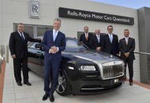 Rolls-Royce Opens Third Australian Showroom in Queensland