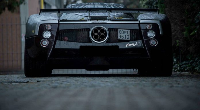 Meet the Pagani Zonda F Chassis n°1