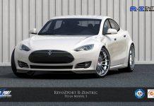 Revozport Tesla Model S R-Zentric