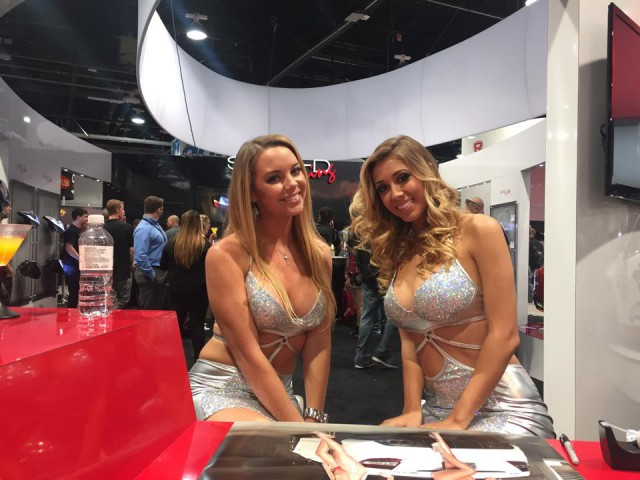 SEMA 2014: Meet the Girls!