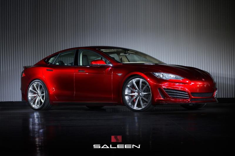 Saleen Tesla