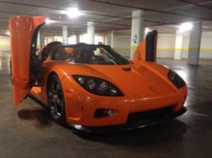 koenigsegg ccx and pagani zonda headed to auction in south africa. Black Bedroom Furniture Sets. Home Design Ideas
