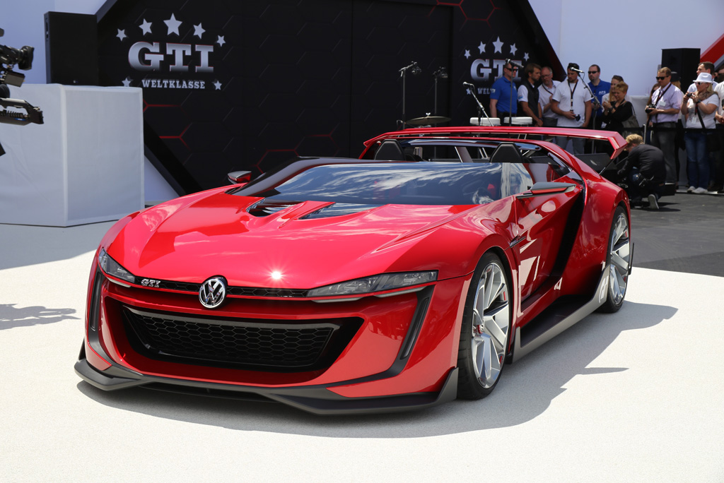 VW GTI Roadster Concept