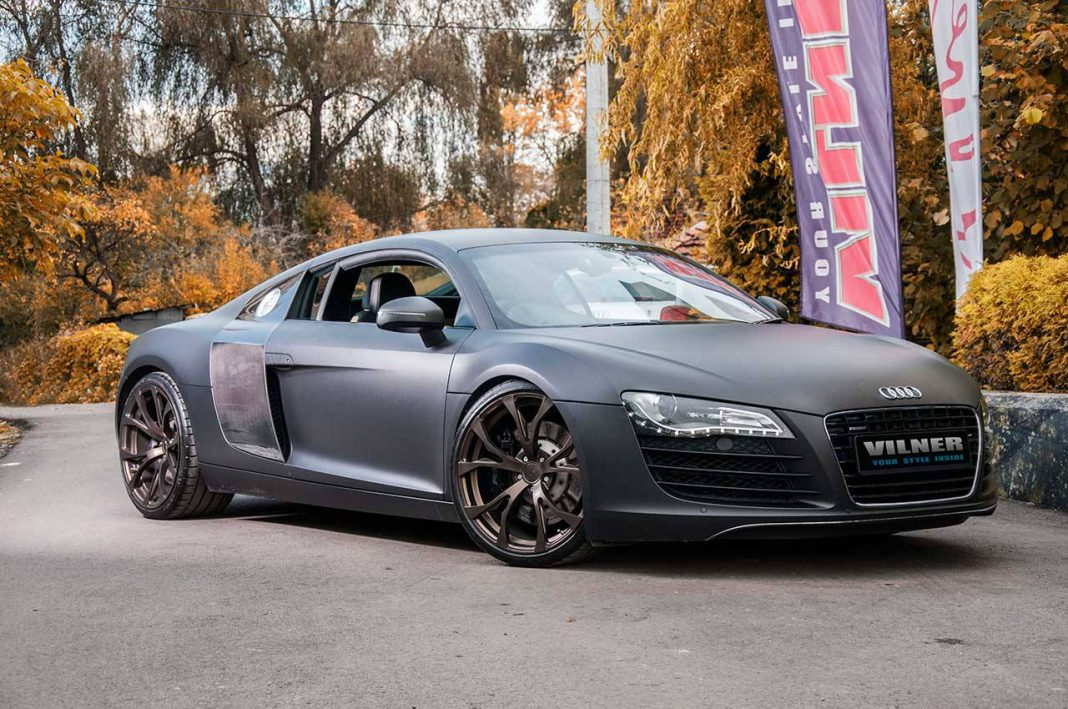 Official: Audi R8 by Vilner