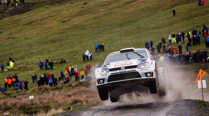 WRC: Sebastien Ogier Ends Season with Flawless Win at Rally GB