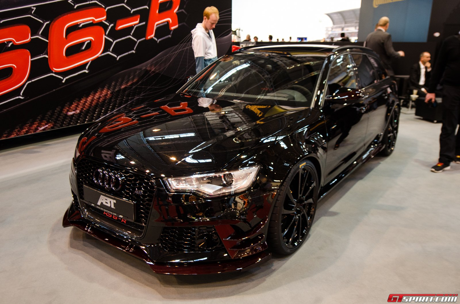 Tuningcars Abt Sportsline At The Essen Motor Show 2014