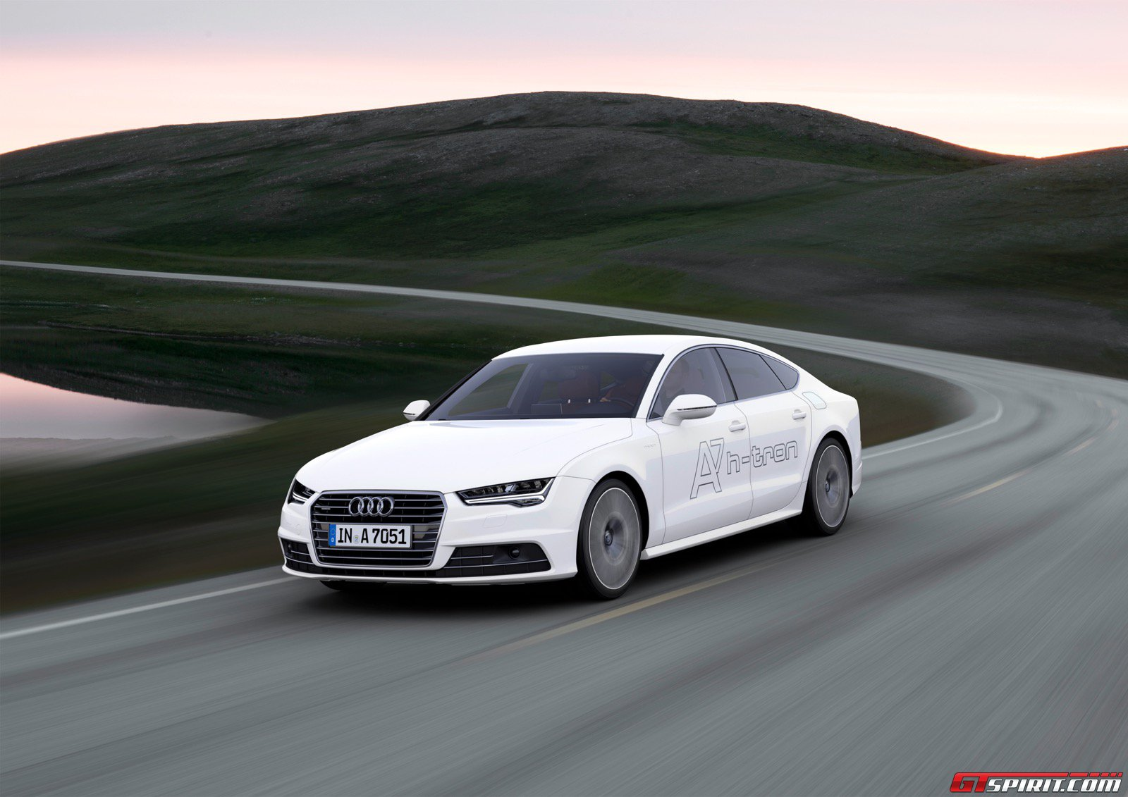 production audi a7 sportback h tron quattro possible gtspirit. Black Bedroom Furniture Sets. Home Design Ideas