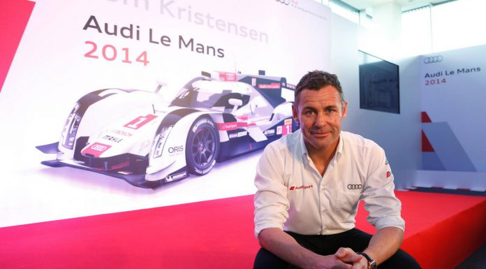 Le Mans Record Holder Tom Kristensen Retires from Professional Racing