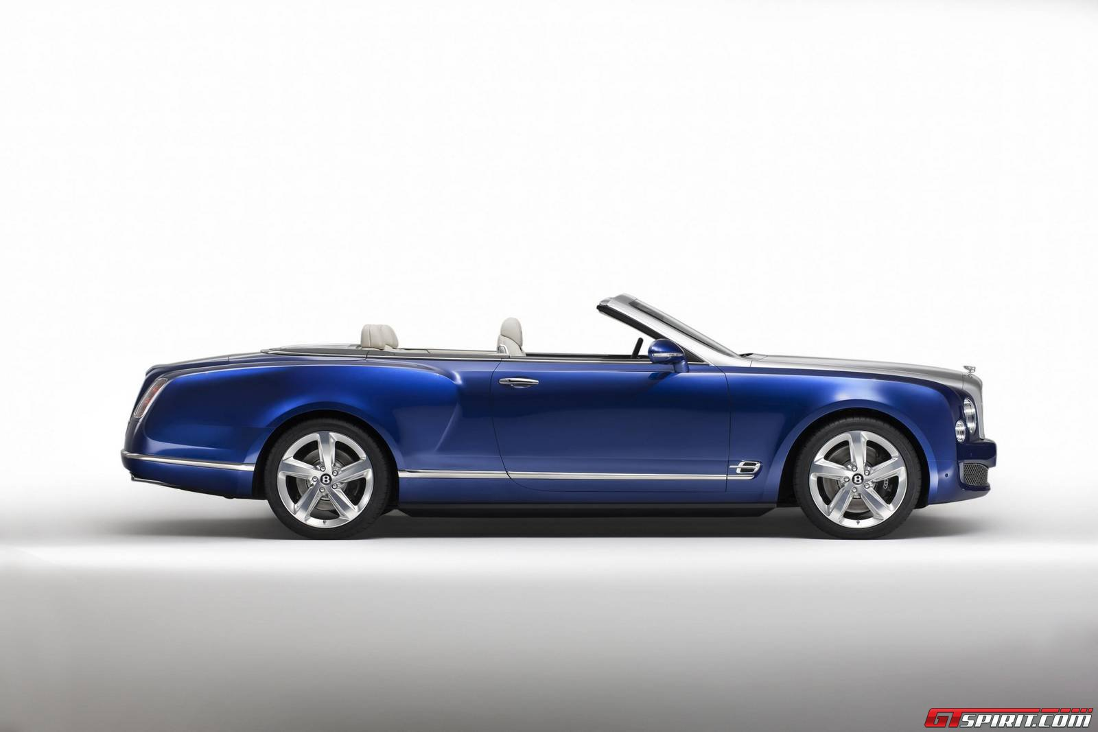 Cadillac Convertible 2015 >> Official: 2015 Bentley Grand Convertible - GTspirit