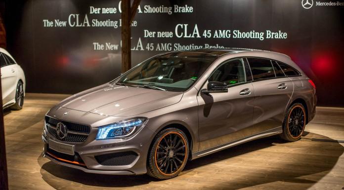 Mercedes-Benz CLA Shooting Brake