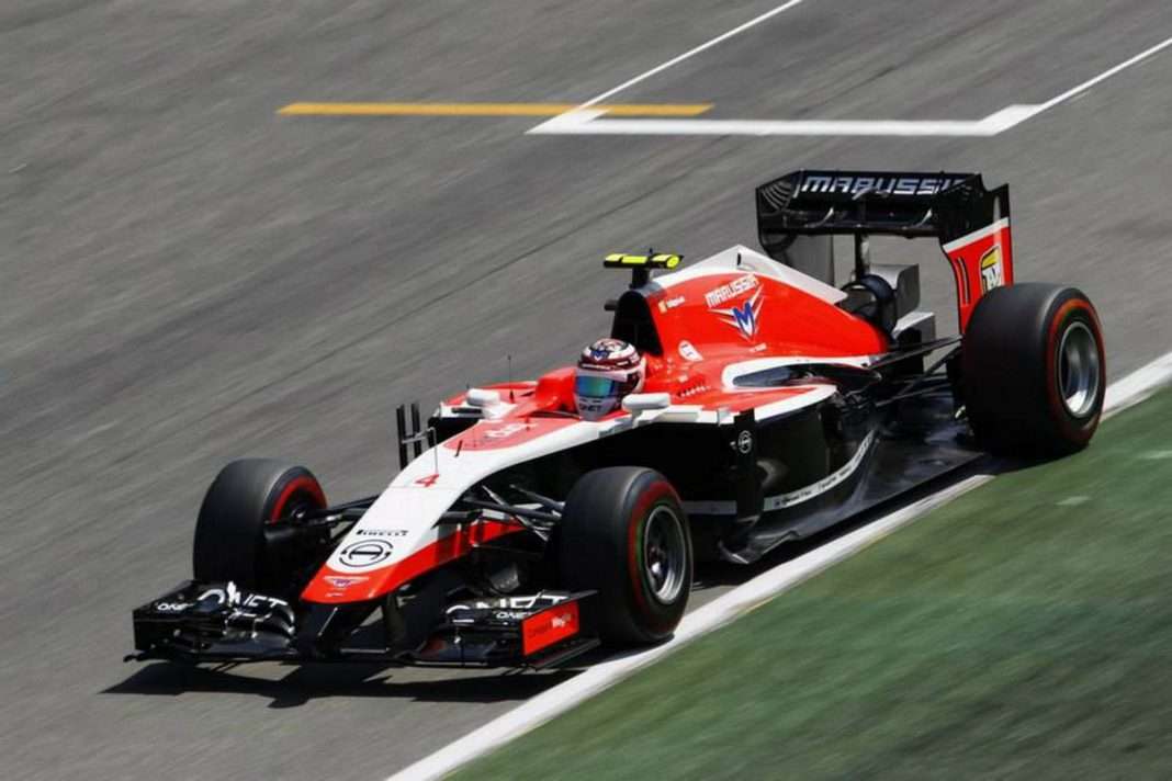 Marussia F1 Cars to Be Auctioned on December 17