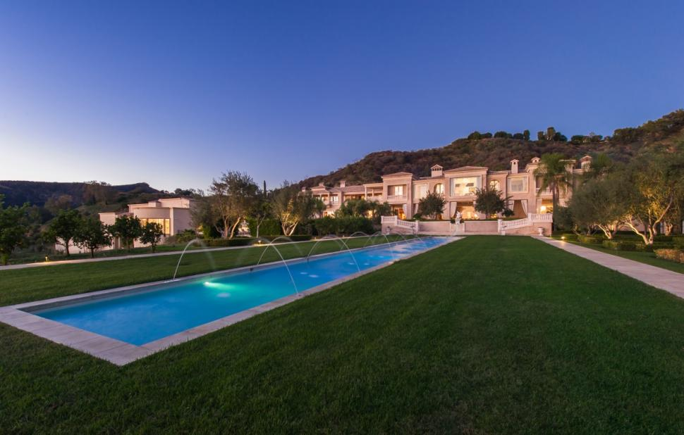 $195 Million Home in Beverly Hills
