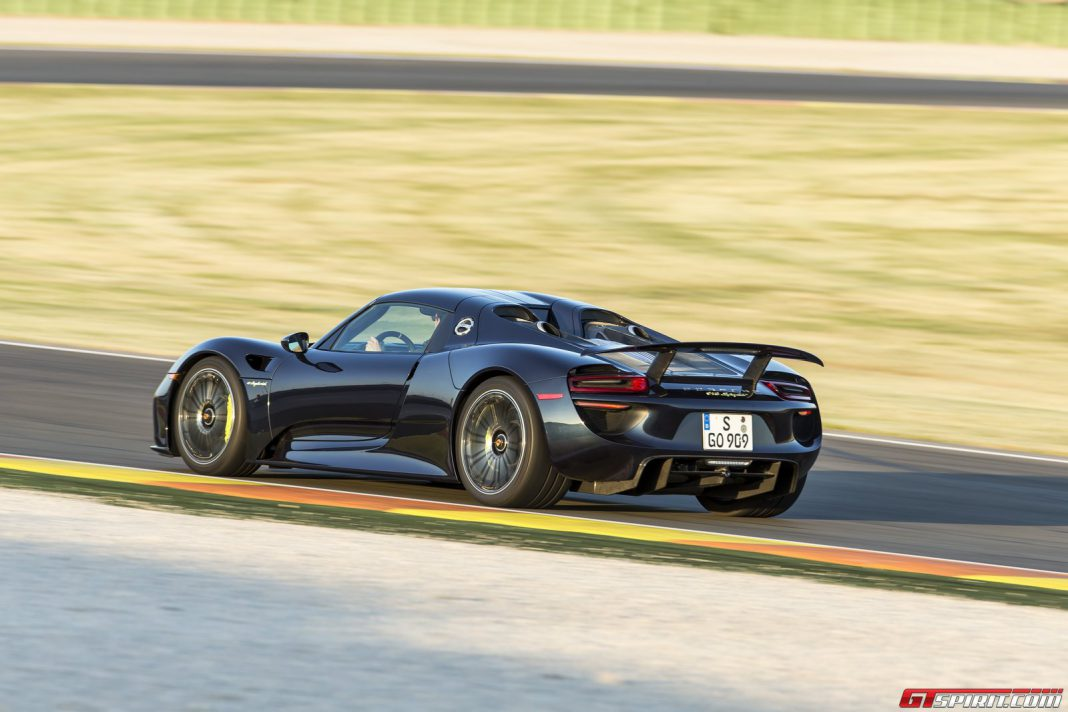 Porsche 918 Spyder To Sell Out by December