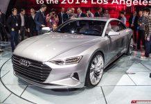 Audi Prologue Concept at the Los Angeles Auto Show 2014