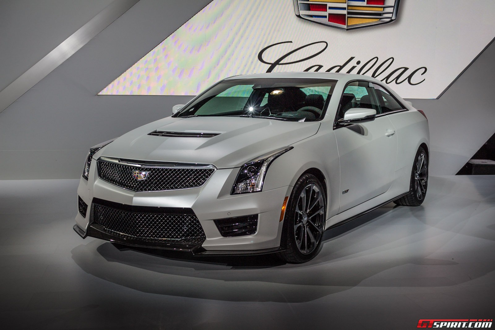 los angeles 2014 cadillac ats v gtspirit. Black Bedroom Furniture Sets. Home Design Ideas