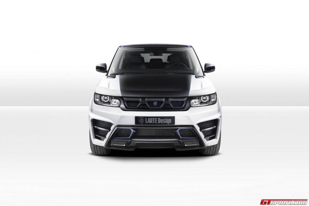 Official: Range Rover Sport Winner by Larte Design