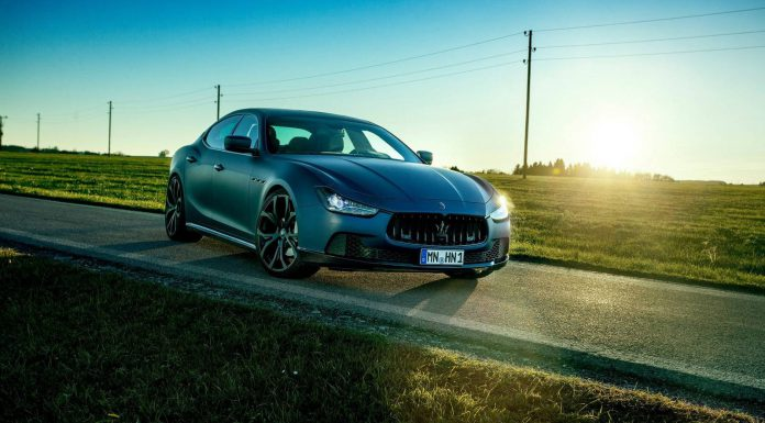 Official: Novitec Tridente Maserati Ghibli