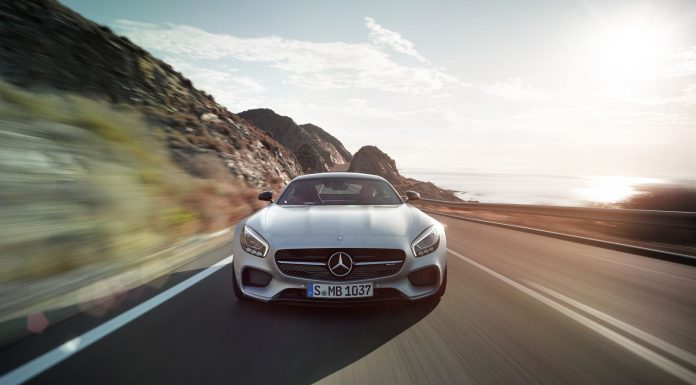 2015 Mercedes-AMG GT Ordering Opened in the UK