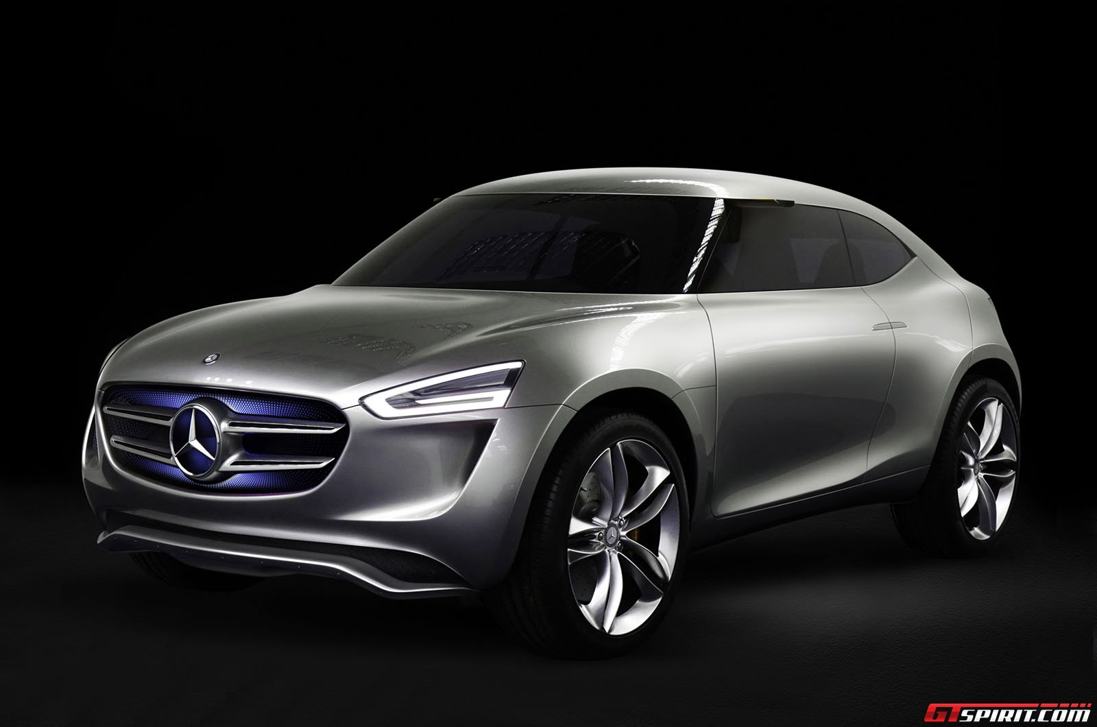 12 new mercedes benz models to be launched by 2020 gtspirit for Mercedes benz suv models