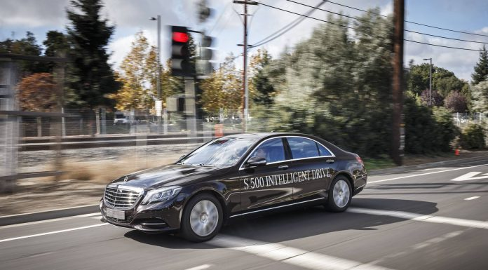 Mercedes-Benz S500 Intelligent Drive Review