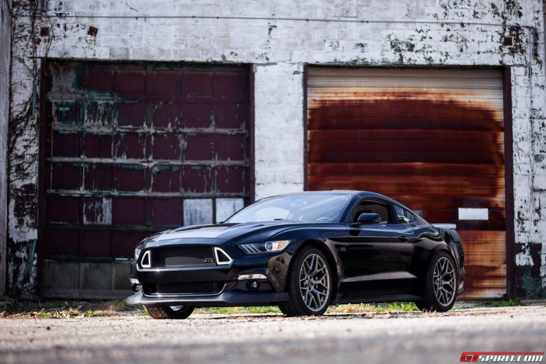 Official: 2015 Mustang RTR