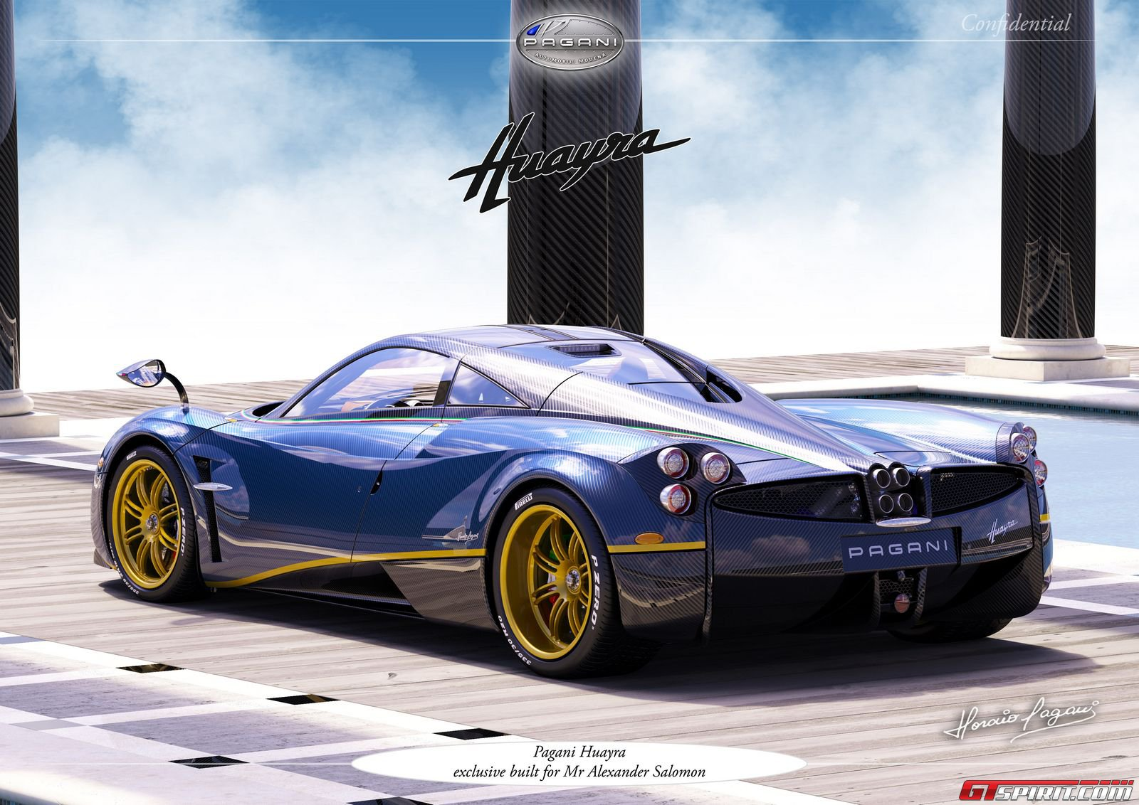 pagani huayra engine pagani free engine image for user manual download. Black Bedroom Furniture Sets. Home Design Ideas