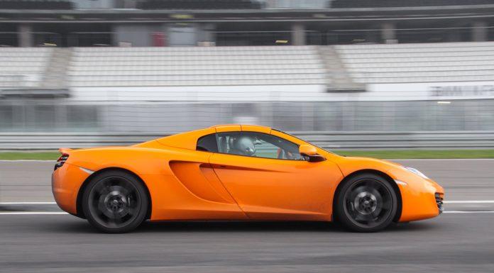 Pure McLaren Nurburgring