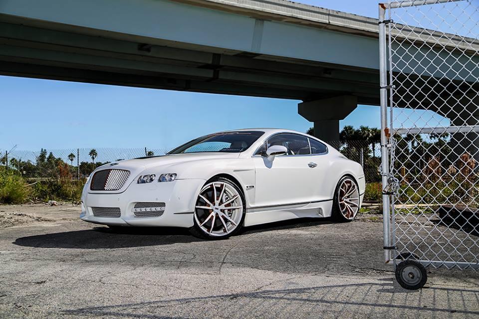 Overkill Rer Yo Gotti S Horrific Bentley Continental Gt