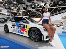 Girls of the Bologna Motor Show 2014