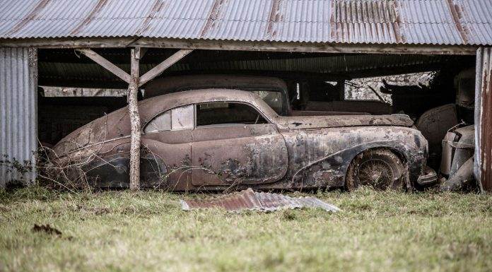 Baillon Collection Barn Find