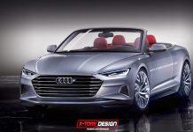 Audi Prologue Rendered as a Droptop