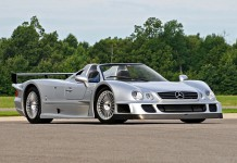 2002 Mercedes CLK GTR Roadster For Sale at $2,800,000