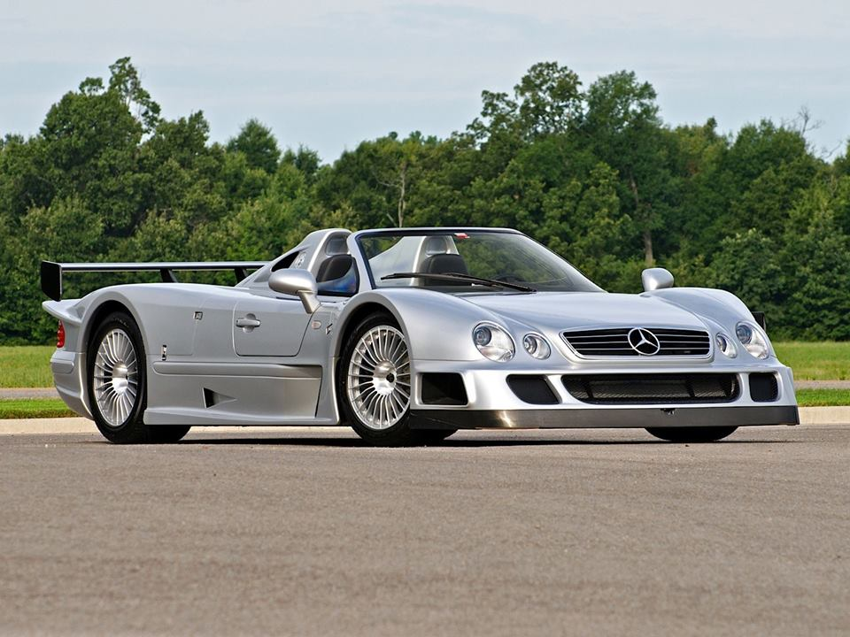 2002 mercedes clk gtr roadster for sale at 2 800 000. Black Bedroom Furniture Sets. Home Design Ideas