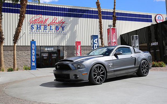 Shelby Signature Edition Super Snake