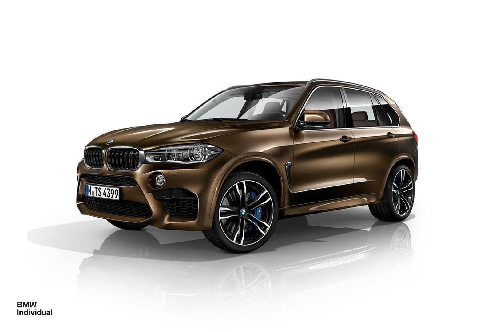 Official 2015 Bmw X5 M And X6 M By Bmw Individual Gtspirit