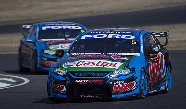 Ford Mustang could enter V8 Supercars
