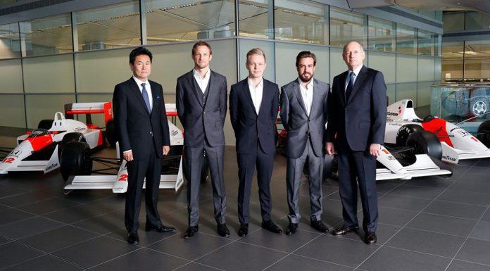 McLaren-Honda F1 Fernando Alonso